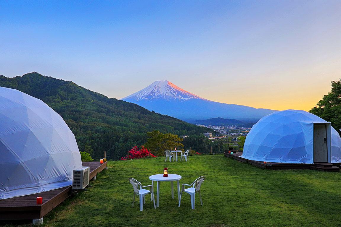 杓子山ゲートウェイキャンプ【山梨】