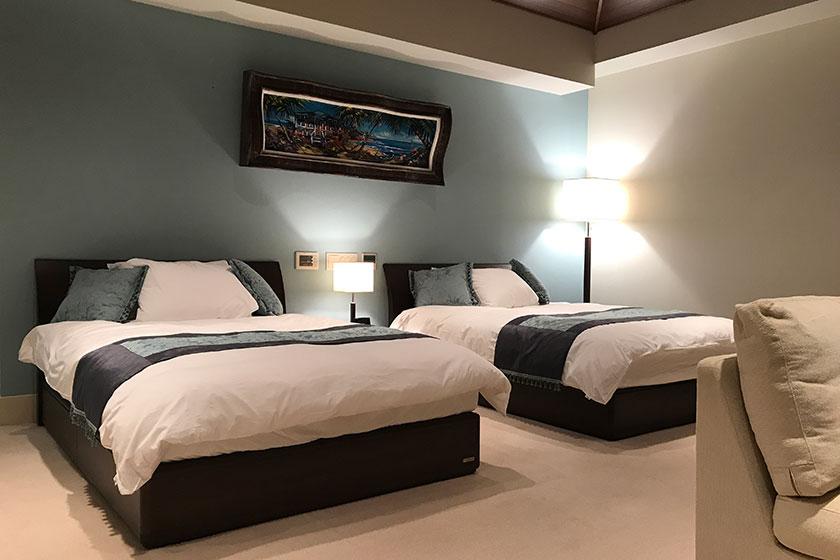 寝室:Room 101
