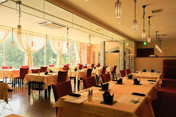 【和食レストラン】四季亭