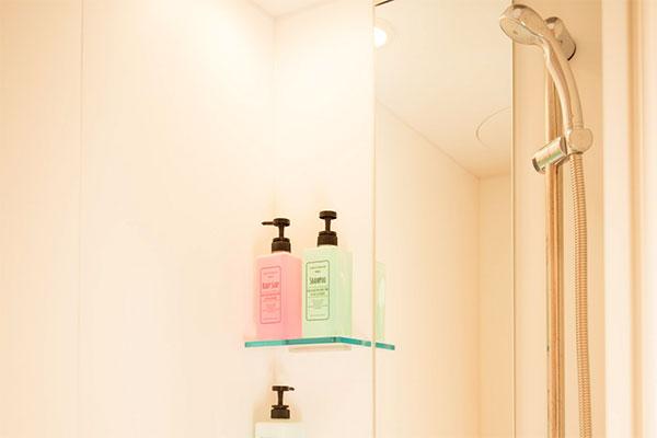 【キャビン】シャワールーム