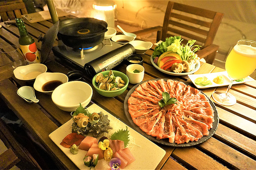 ご夕食:【冬季限定】