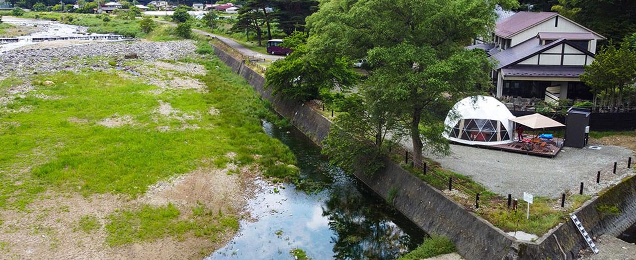 glampark 赤沢温泉【栃木】