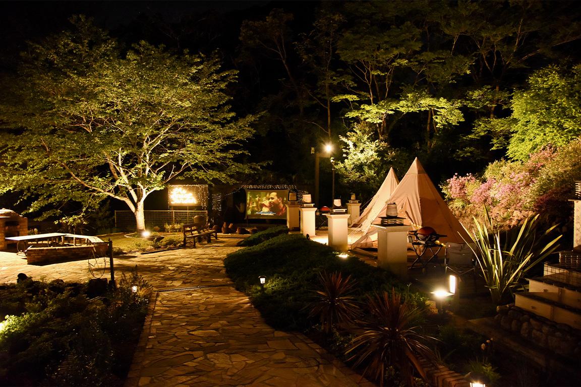 The Forest Garden KIMINOMORI【千葉】