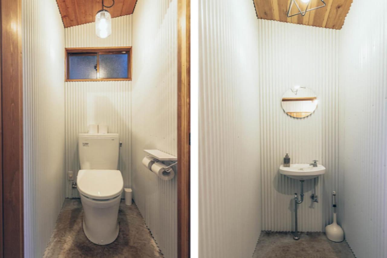 【共有設備】トイレ