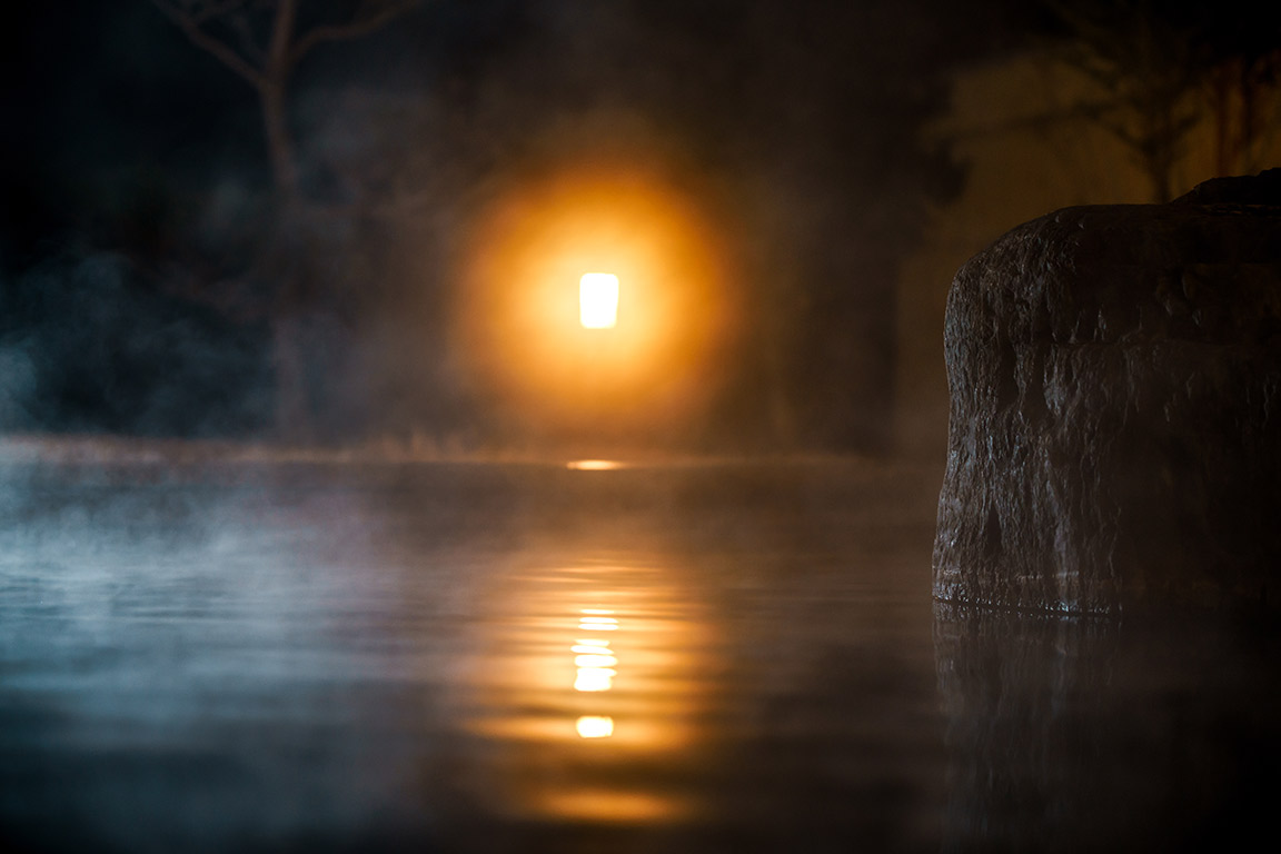 天然温泉・美肌の湯