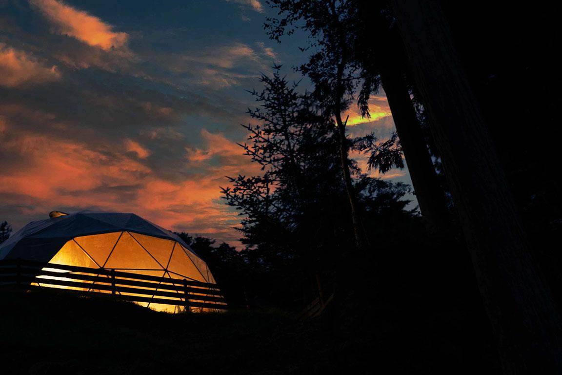 glampark 森の宿【長野】