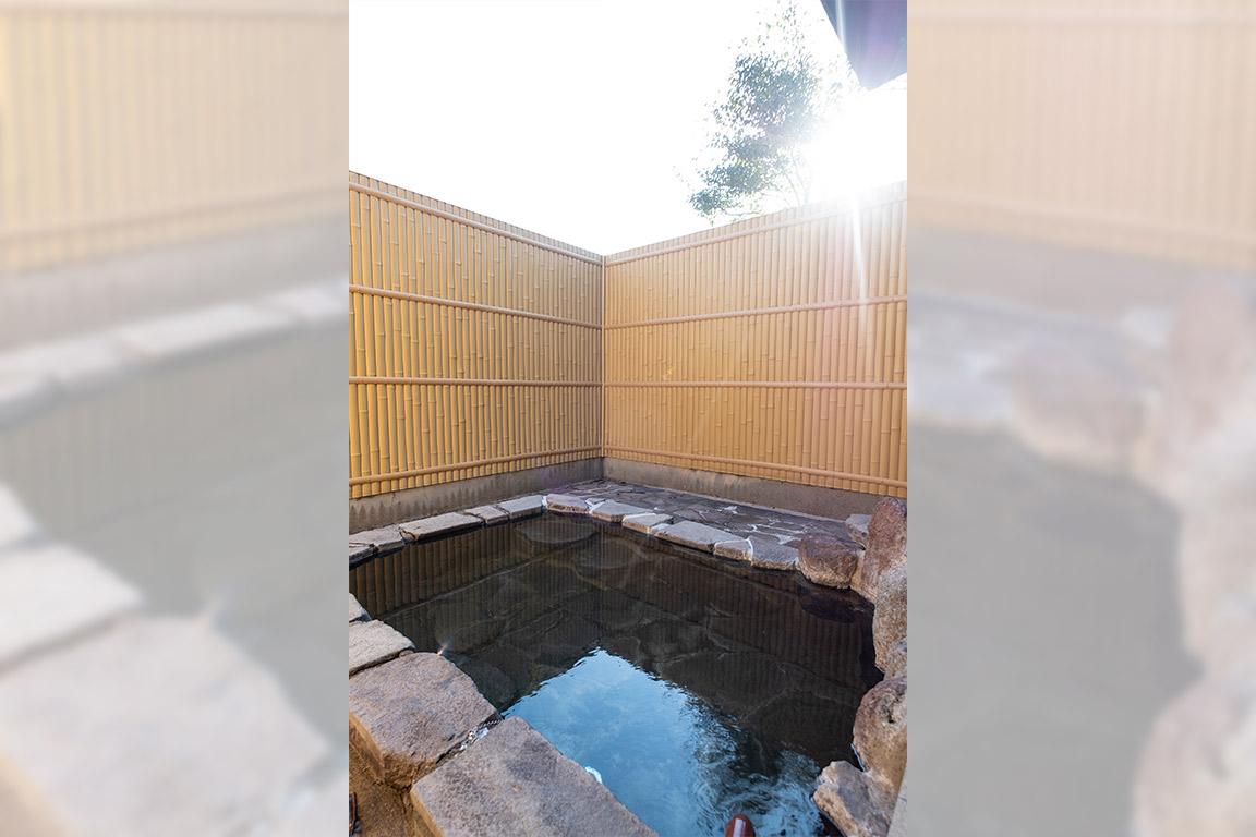 【温泉付き客室】別邸Gensen