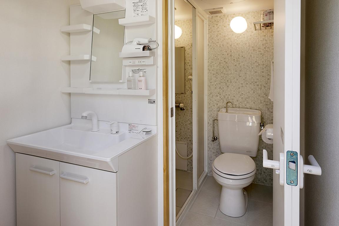 個別トイレ・シャワールーム