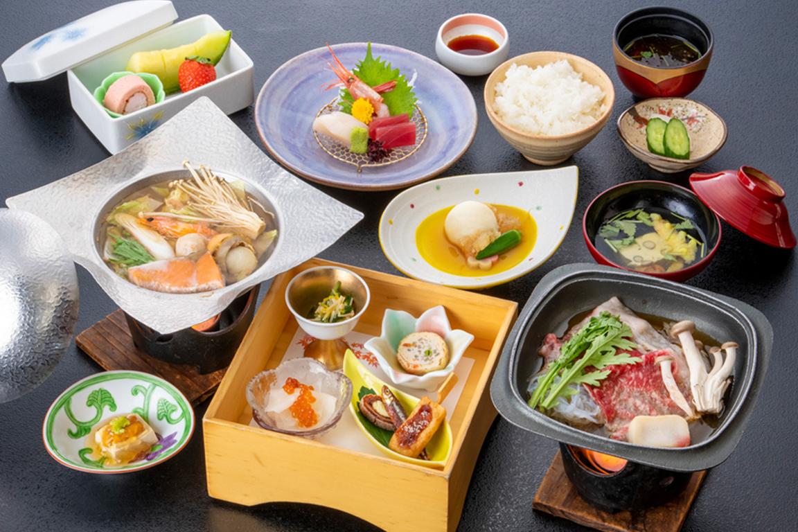 里山懐石料理